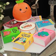 جشن تولد پرتقال
